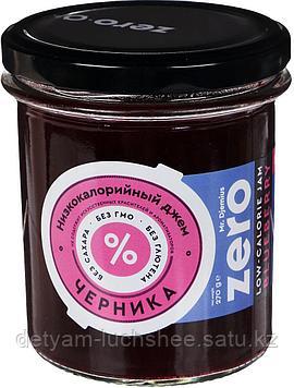 Mr.Djemius ZERO / Черника низкокалорийный джем 270 г