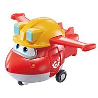 Super Wings Джетт мини-трансформер (команда Строителей)