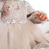 LLORENS: Пупс Малышка-балерина 40см, с одеялом и подушкой 1102635, фото 5