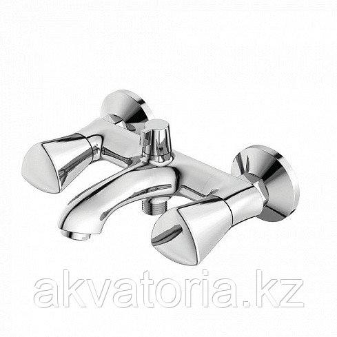 Смеситель для ванны с керамическим дивертором Bounce, IDDIS, BOUSB02i02WA
