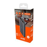Пауэр банк ACME PB15G,10000mAh micro USB Space Gray