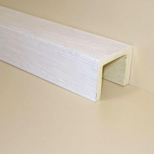 Декоративная балка Кантри Классика Белый 150х120х4200 мм