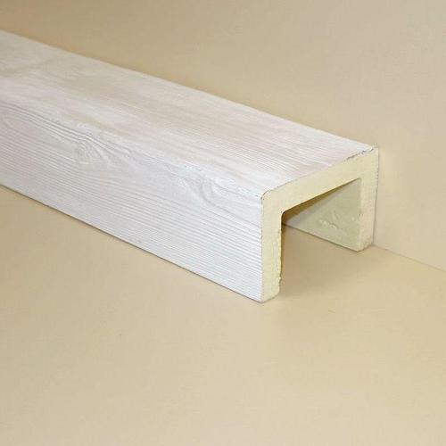 Декоративная балка Кантри Классика Белый 170х105х1200 мм