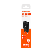Зарядное устройство ACME CH202 wall charger AC100-240 V 2,4 A