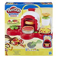 """Hasbro Play-Doh Игровой набор с массой для лепки """"Печем пиццу"""""""