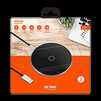 Зарядное устройство ACME CH301G Qi wireless charger pad