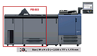 Konika Minolta модуль термоклеевого сшивания Perfect Binder PB-503