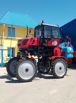 Трактор высококлиренсный БЛ-1500