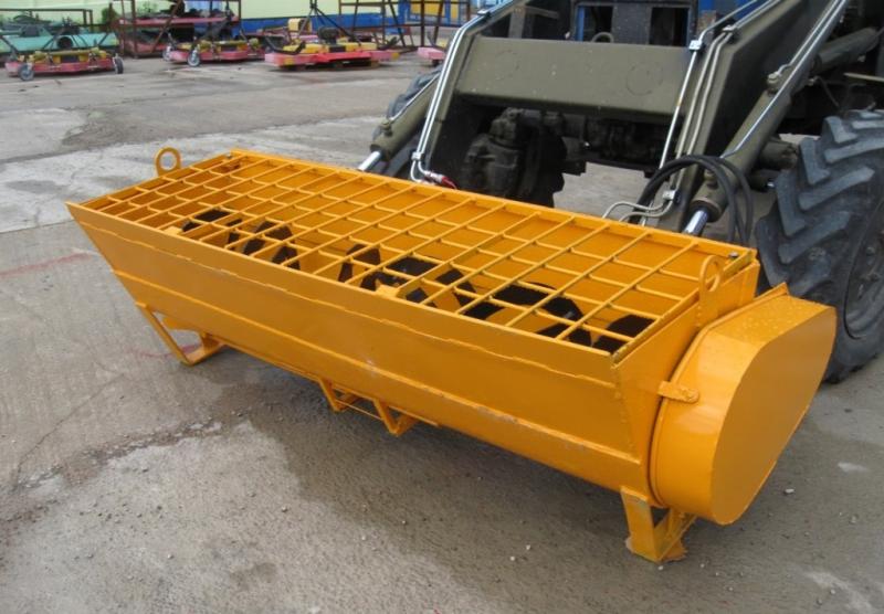 Ковш-смеситель БЛ-500
