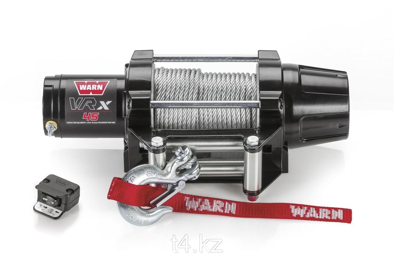 Лебёдка для мото техники 2041 кг / 4500 lbs - WARN VRX