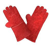 Перчатки сварочные краги