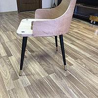 Ножка стальная с наклоном, для стульев 40 см, фото 1