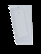 Акриловая ванна Marka One DIRECT 170*100 левая (Полный комплект) Ассиметричная. Угловая, фото 3