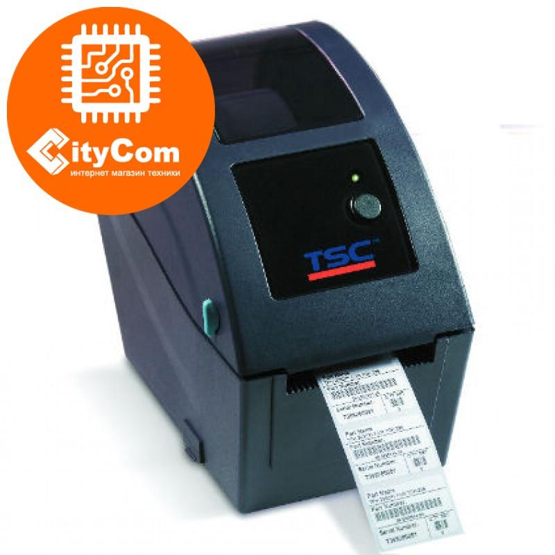 Принтер этикеток TSC TDP225 маркировочный для штрих кодов, ценников