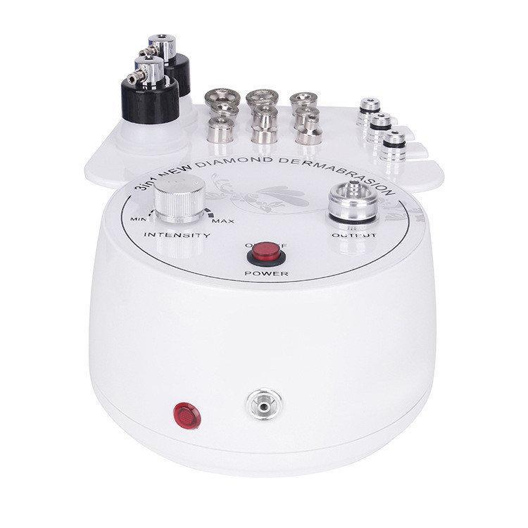 Аппарат алмазной микродермабразии, вакуумной чистки,спреер 3 в 1.
