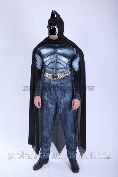 """Костюм """"Бэтмен"""" на прокат"""