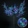 Светодиодное дерево Сакура Мультиколор