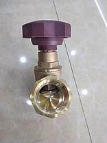 Клапан балансировочный Ду20 с измерительными ниппелями, фото 3