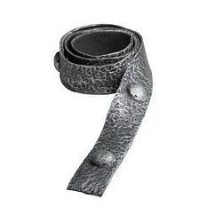 Декоративный ремень для балки Кантри Рустик Серебро 200х170