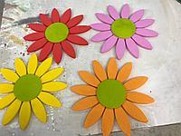 Декорации цветы из пенопласта на заказ