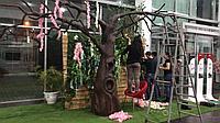 Дерево из пенопласта на заказ