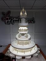 Декоративный торт из пенопласта на заказ