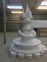 Торт из пенопласта на заказ, фото 1