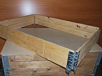 Борта для деревянных поддонов