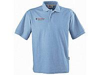 Рубашка поло Forehand детская, голубой