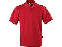 Рубашка поло Forehand детская, темно-красный