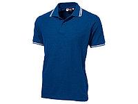 Рубашка поло Erie мужская, классический синий