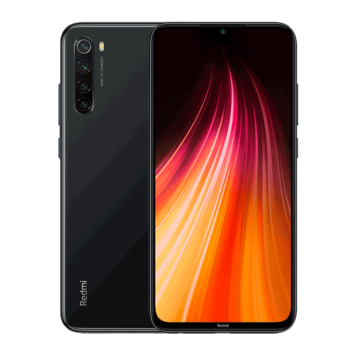 Redmi Note 8 4/128GB Black