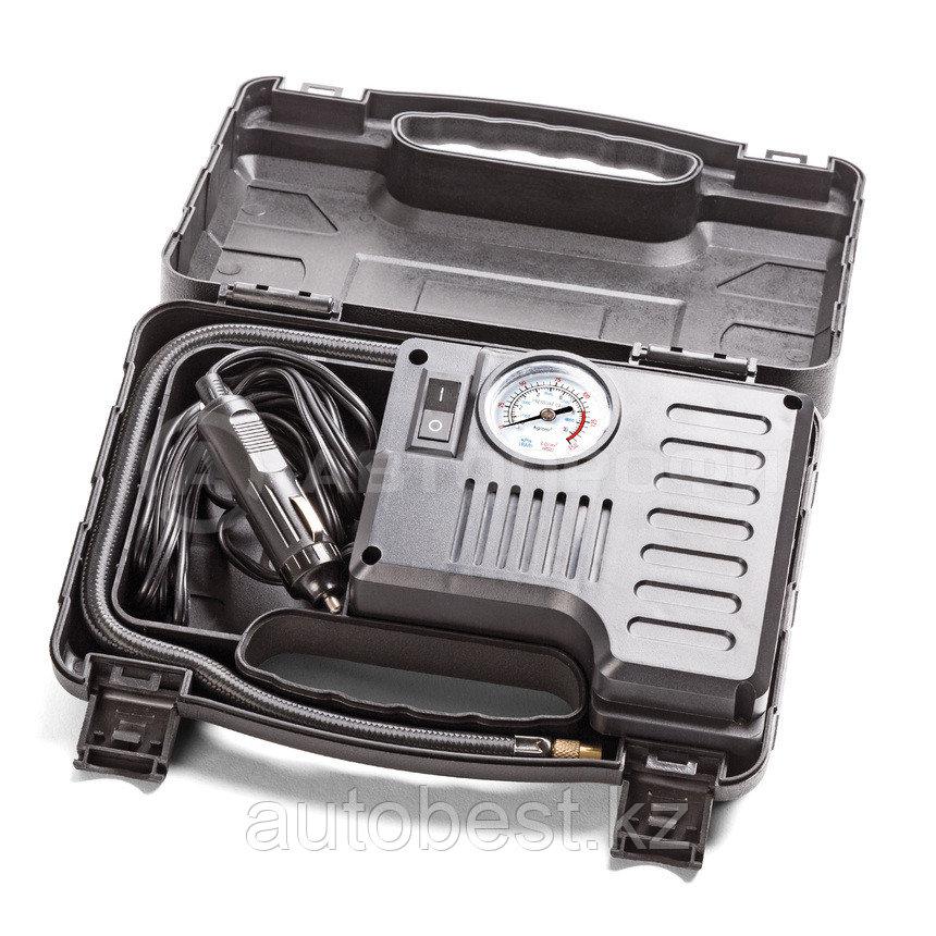 Компрессор автомобильный AUTOPROFI, пластиковый, в кейсе, 60 Вт, 12V