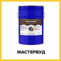 МАСТЕРВУД (Краскофф) атмосферостойкая алкидная краска (грунт-эмаль) для дерева