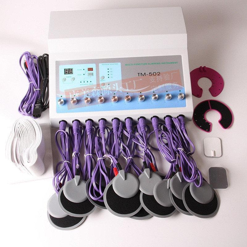 Профессиональный аппарат для миостимуляции ТМ-502, 10 каналов