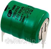 3.6V 80BVH3 80mAh NiMh аккумулятор.