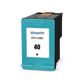Картридж Europrint EPC-40BK