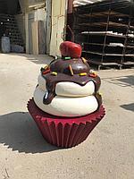 Пирожное из пенопласта на заказ, фото 1