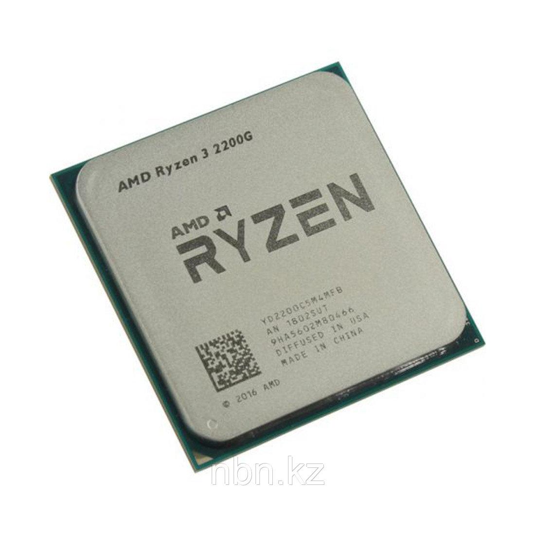 Процессор AMD AM4 Ryzen 3 2200G