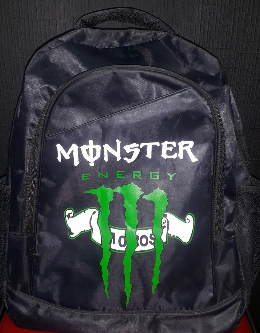 Рюкзак Monster Energy motos