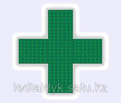 Изготовление светодиодного аптечного креста