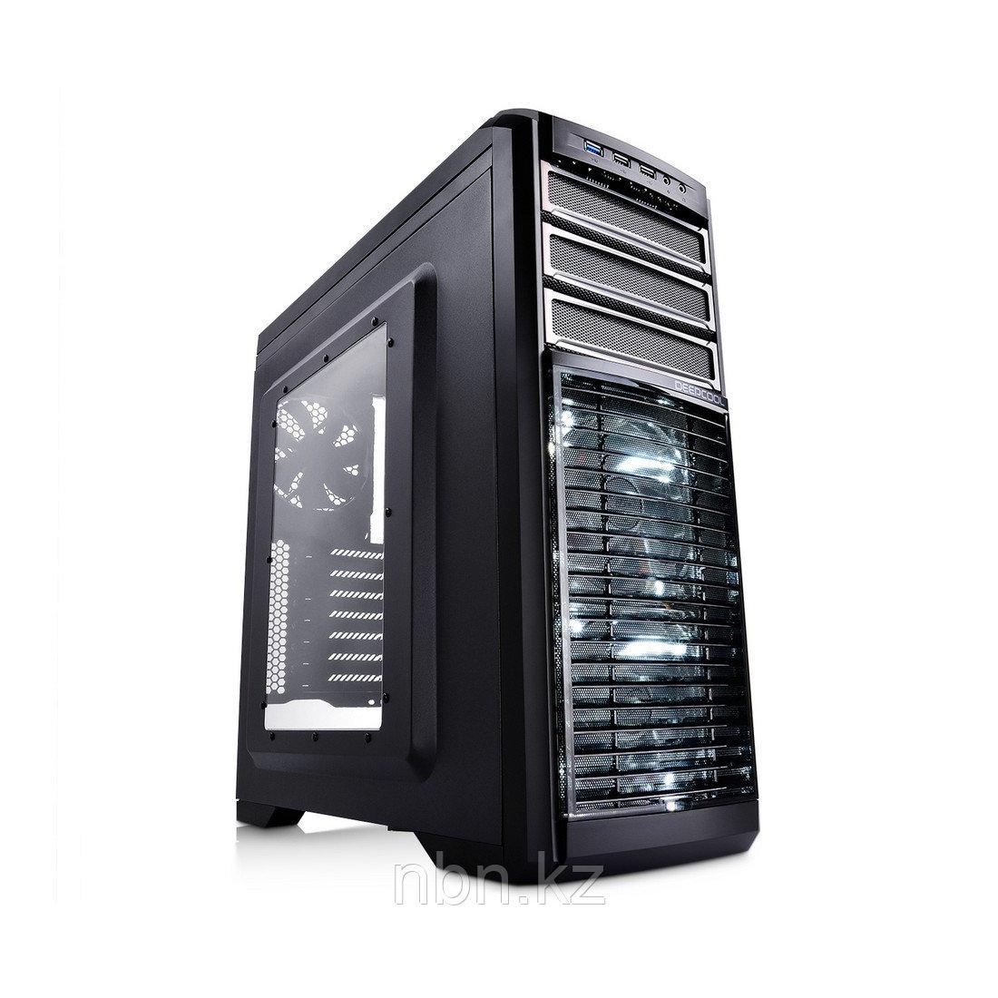 Компьютерный корпус Deepcool KENDOMEN TITANIUM без Б/П