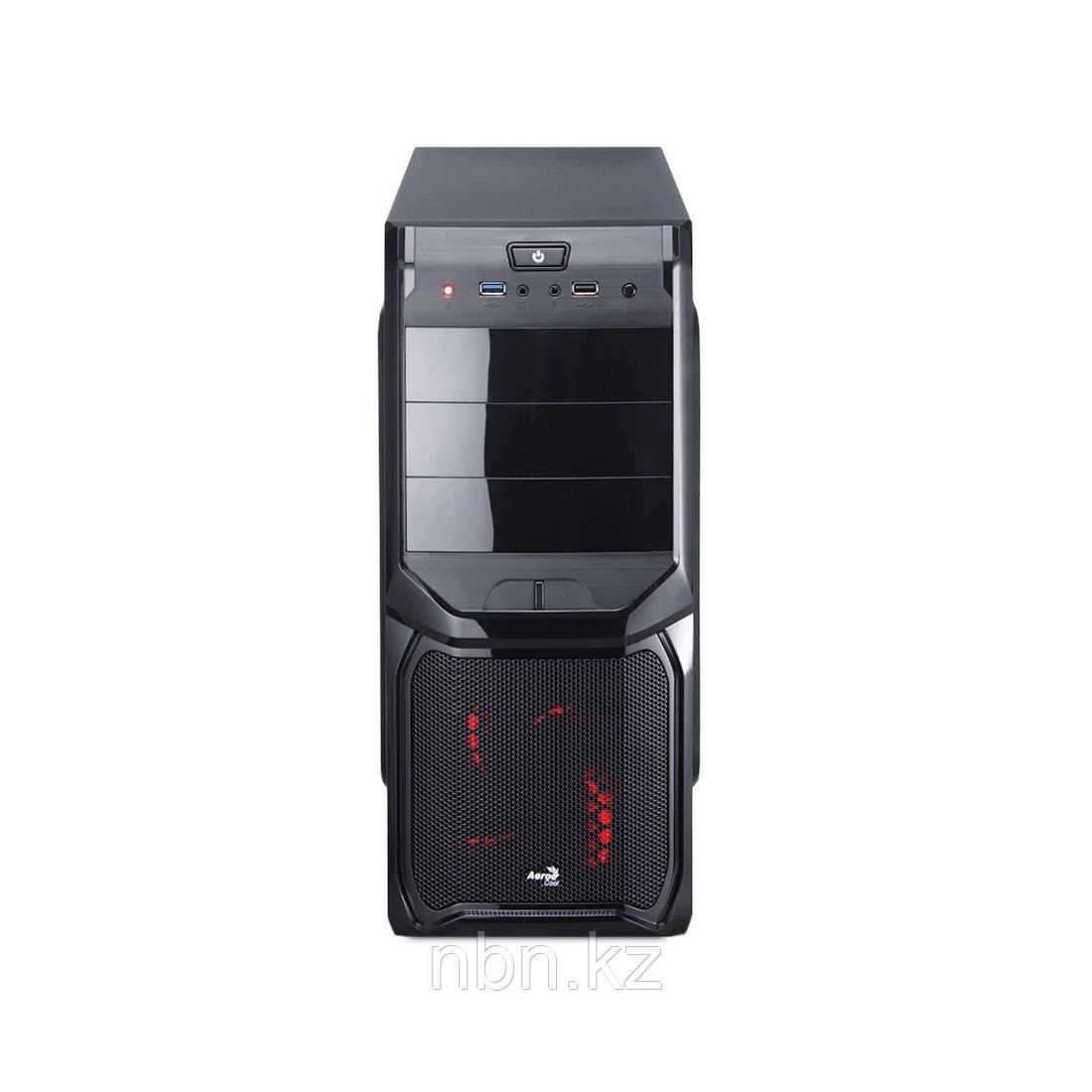 Компьютерный корпус Aerocool V3X Advance Black Edition без Б/П