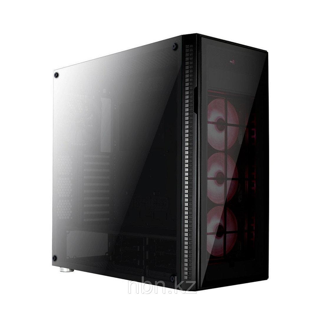 Компьютерный корпус Aerocool Quartz RGB PRO без Б/П