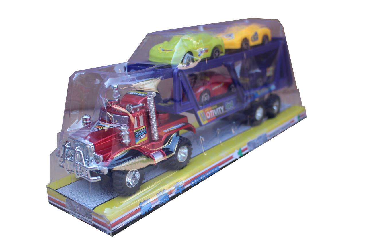 Машина Инерционная 3301