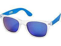Солнцезащитные очки California, бесцветный полупрозрачный/синий