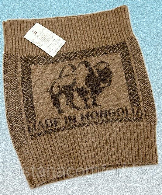 Пояс из шерсти верблюда. Монголия