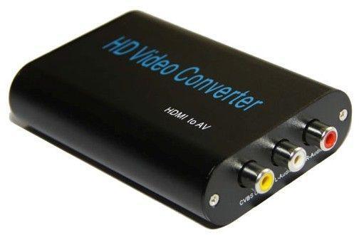 Конвертер OPR-HA101 HDMI to AV(CVBS) Converter