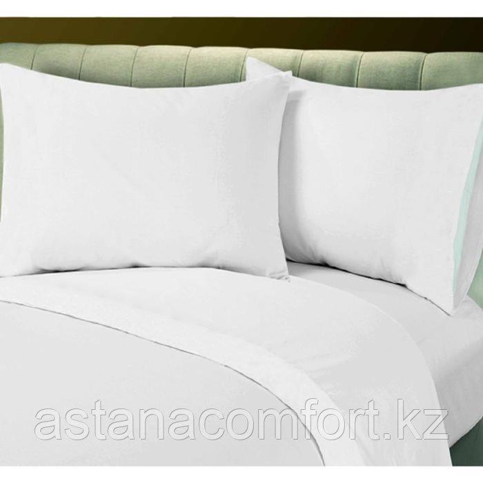 Комплект постельного белья, евро-размер. Бязь отбеленная, 100% хлопок. Россия
