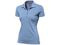 Рубашка поло Advantage женская, светло-синий